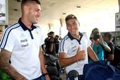 U-20 Argentina đã đến VN: Nụ cười chinh phục lòng người