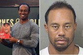Tiger Woods bị bắt