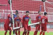 Nhật ký đội tuyển Việt Nam: Tập chay… chờ ráp và đá
