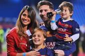 Singapore 'méo mặt' vì Messi cưới vợ