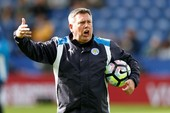 Leicester City đã 'trảm' Shakespeare