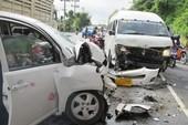 Dịp lễ đầu năm ở Thái Lan, 239 người chết vì TNGT