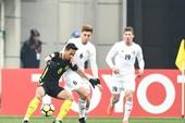 Thi đấu ngoan cường, U-23 Malaysia có điểm đầu tiên