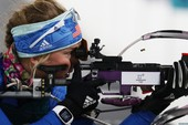 Môn bắn súng ở Olympic mùa đông là gì?