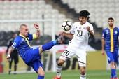 Sneijder ghi bàn nhưng không cứu nổi Al Gharafa