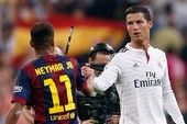 Ronaldo và Neymar ai là 'bóng' của ai?