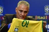 Tite công bố 'đội hình xuất phát' Brazil dự World Cup