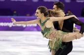 """Thảm họa """"khoe hàng"""" Olympic mùa đông"""
