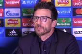 Loại sốc Barcelona, HLV Roma nói gì?