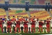 HLV Park Hang-seo xem U-19 VN cầm hòa U-19 Hàn Quốc