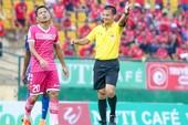 Sài Gòn FC thua tan tác tại Bình Dương