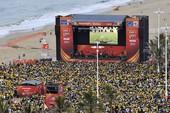 Pháp cấm Fan's zone mùa World Cup