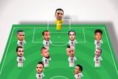Siêu đội hình nằm nhà xem World Cup
