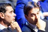 Fernando Hierro nói gì khi ngồi ghế nóng Lopetegui?