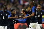 Pháp - Úc (2-1): Khi giá trị chuyển nhượng bị bỏ qua
