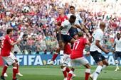 Pháp - Đan Mạch (0-0): Cử dượt nhàm chán