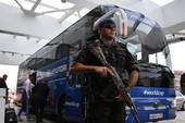 Tuyển Nga ở Sochi như... yếu nhân với nhiều lớp an ninh