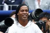 Chuyện Rô 'vẩu' đánh trống kiếm tiền lễ bế mạc World Cup