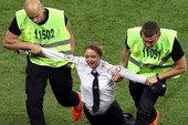 Nga phạt tù các phần tử quậy trận Chung kết World Cup