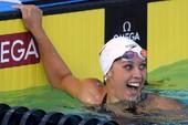 Kỷ lục thế giới bơi ngửa 100m nữ ra đời