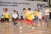 Có một Special Olympics dành cho người thiểu năng