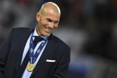Rộ thông tin Zidane tái ngộ Ronaldo ở Juventus