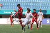 Điểm qua vòng đầu bóng đá nam Asiad 18