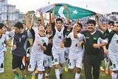 Giải mã đối thủ Pakistan của Olympic Việt Nam