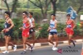 Nhật Bản giành vàng đi bộ 50 km