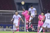 Sài Gòn FC thắng SHB Đà Nẵng, niềm vui tăng gấp đôi