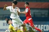 Tajikistan 'hóa' U23 Việt Nam, đánh bại Hàn Quốc vào chung kết