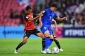 Tuyển Thái Lan nguy cơ vắng tiền đạo ghi 6 bàn Adisak
