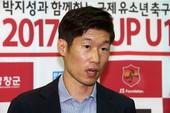 Park Ji-sung 'gác ấn từ quan'