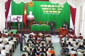 Khai mạc kỳ họp HĐND TP Cần Thơ cuối năm