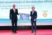 Pháp giúp thành lập không gian Pháp tại TP Cần Thơ