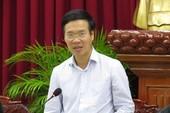 Ông Võ Văn Thưởng: 'Mong giáo dục Cần Thơ luôn dẫn đầu ĐBSCL'