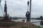 Khu vực nào sông Sài Gòn bị sạt lở nguy hiểm nhất?