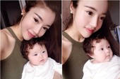 Elly Trần thừa nhận có con hơn 2 tháng với bạn trai Tây