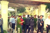 Lễ viếng ông Nguyễn Bá Thanh sẽ được cử hành vào chiều nay