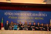 Tuyên bố chung tại Hội nghị Chánh án ASEAN lần thứ 4