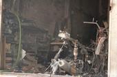 Cháy nhà ở Hóc Môn: 1 người tiên lượng xấu