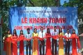 Huyện đảo Lý Sơn có trường mầm non 8 tỉ đồng