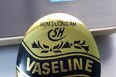 Đình chỉ lưu hành, thu hồi khẩn kem dưỡng ẩm Vaseline SH