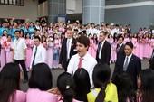 Thủ tướng Canada nói gì với sinh viên TP.HCM?