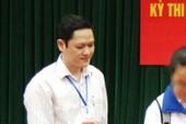 Vụ Hà Giang: Khởi tố, bắt tạm giam 3 tháng ông Vũ Trọng Lương