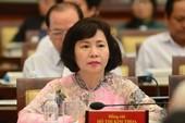 Ban Bí thư miễn nhiệm chức vụ bà Hồ Thị Kim Thoa