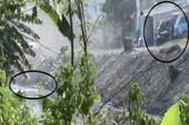 TP.HCM chỉ đạo xử nghiêm vụ xả bùn hầm cầu ra kênh