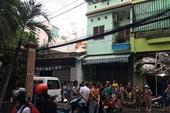 2 cha con tử vong trong căn nhà khóa trái ở Tân Bình