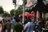 Ngáo đá đi cướp tiền tại một ngân hàng ở Tân Phú