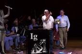 Cười nghiêng ngả với các công trình ở lễ trao giải Ig Nobel 2014